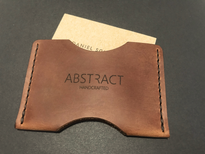 Vintage Card Holder